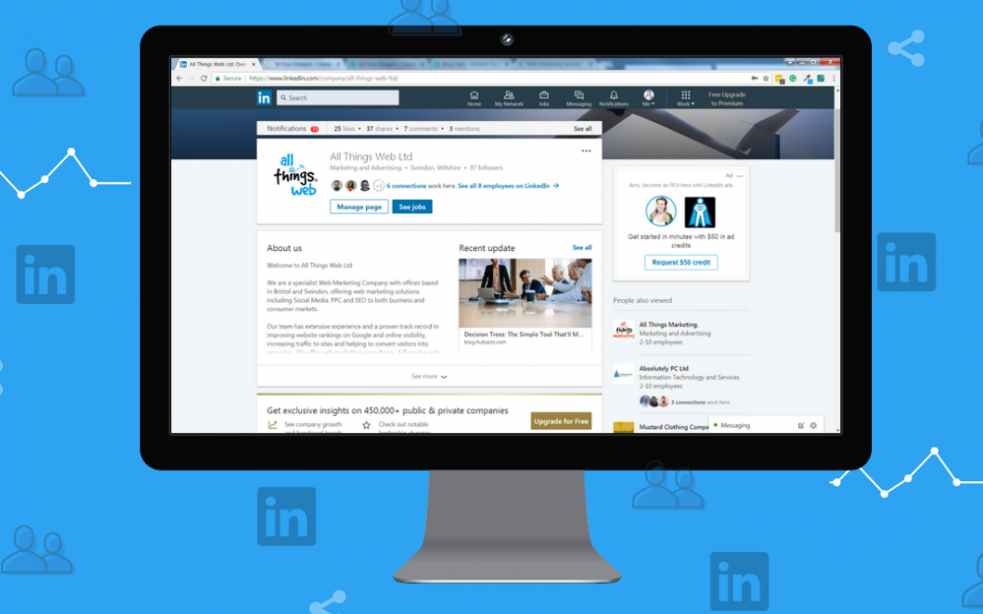LinkedIn is Rolling out Carousel Ads