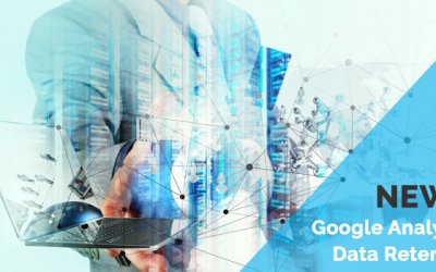 New Data Retention Controls from Google Analytics in line with GDPR