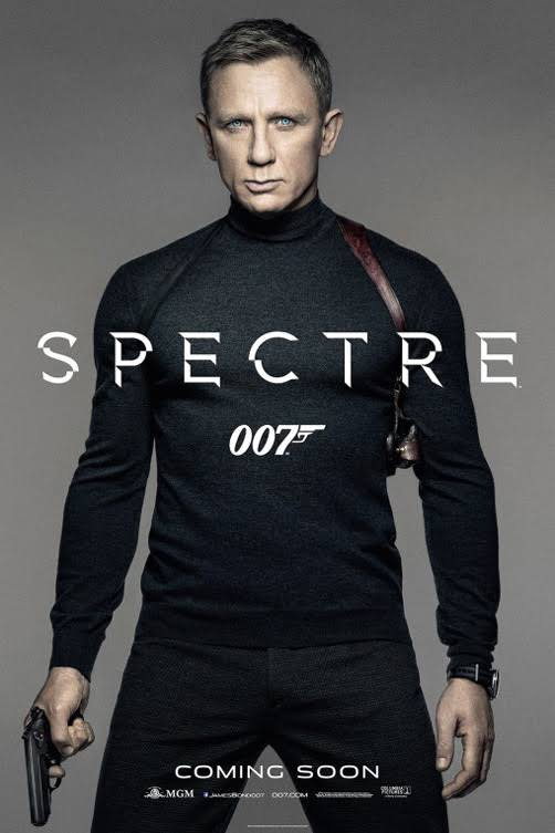 Mobile Phone Product Placement in Spectre