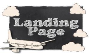 Landing Pages Maximise Conversion