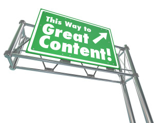 A Lesson in Content Creation and Generation for Your Web Marketing