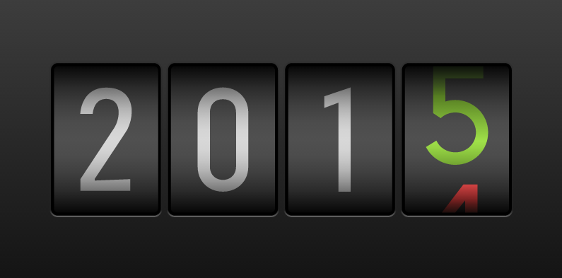 5 New Year Resolutions for Web Marketing