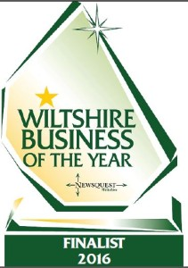 Finalists in Wiltshire Business Awards for 2nd Year Running