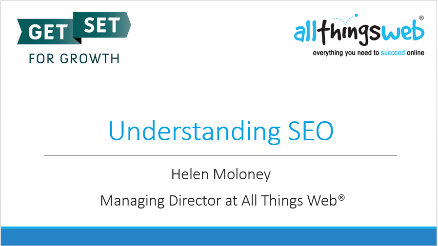 Providing SEO Advice to Growing Businesses