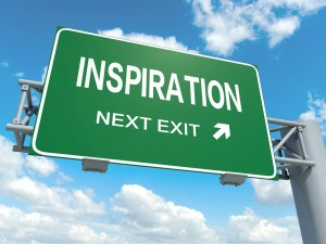 Find Inspiration Away From Your Desk
