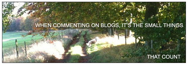 Getting more from Blog comments – the Devil's in the detail