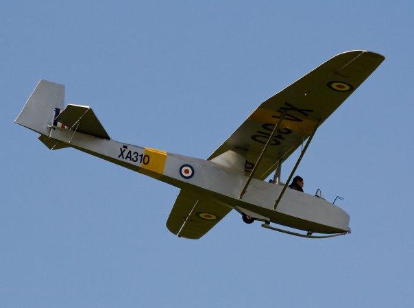 Mark III Vintage Glider